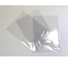 Обложка для медицинского полиса из прозрачного ПВХ тонкая